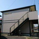 那珂湊駅まで500m!那珂湊第一小学区!カワチ薬局・カスミまで600mの賃貸アパート!