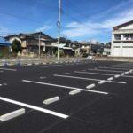 ひたちなか市和田町3丁目駐車場!海洋高校前です。ご使用者募集中です。