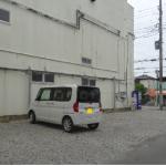 湊本町の月極駐車場☆使用者募集中です。